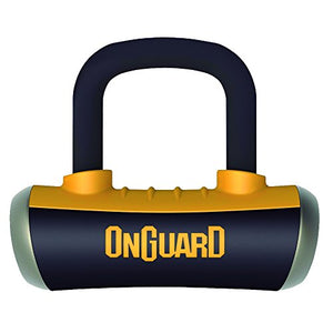ONGUARD 8048 Boxer Black 14mm X4 Shackle Disc Lock - onlinesportsmall
