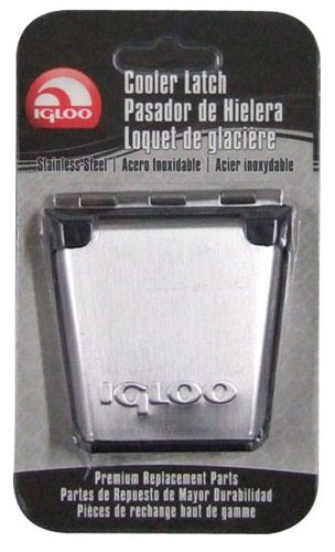 Igloo Stainless Steel Cooler Latch - onlinesportsmall