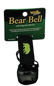 Bear Bell with Magnetic Silencer - onlinesportsmall