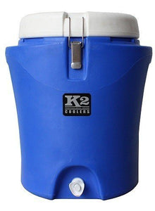 K2 Coolers Water Jug, Blue/White, 5 Gallon - onlinesportsmall
