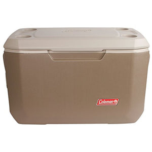 Coleman 70-Quart Xtreme 5-Day Heavy-Duty Cooler, Tan - onlinesportsmall