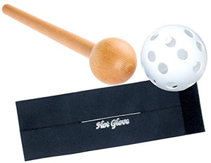 Hot Glove Mallet & Glove Wrap Bundle Break-in Kit - onlinesportsmall