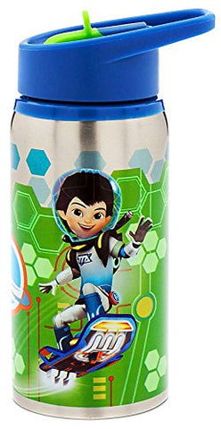 Disney Junior Miles From Tomorrowland Aluminum Water Bottle - onlinesportsmall