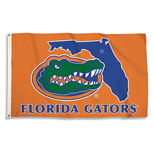Florida Gators - 3 Ft. X 5 Ft. Flag With Grommets - onlinesportsmall