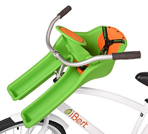 iBert Child Bicycle Safe-T-Seat, Green - onlinesportsmall