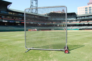 "ProCage ""Ole 96er"" PRO Fungo Screen 8'x8' Net Only - onlinesportsmall"