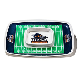 Texas State Bobcats - Chip & Dip Tray - onlinesportsmall