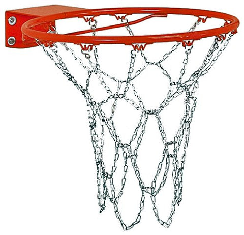 Markwort Metal Chain Basketball Net - onlinesportsmall