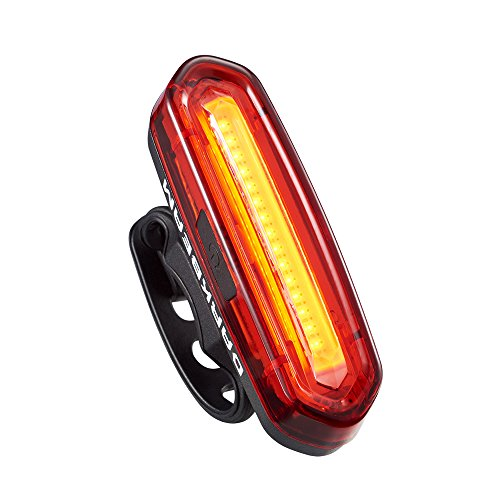 DARKBEAM LED Bike Tail Light 096 USB Rechargeable Waterproof Bicycle Tail Light Ultra Bright Road Bike Taillight High Intensity Rear Accessories Easy to Install for Cycling Safety Flashlight - onlinesportsmall