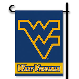 West Virginia Mountaineers - 2-Sided Garden Flag - onlinesportsmall