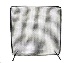ProCage 60 Series 1st Base/ Fungo 7ftx7ft  Frame w/Net - onlinesportsmall