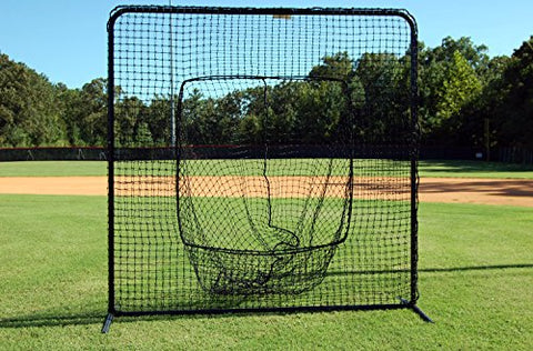 ProCage  'Black Series' Sock Net Screen 7'x7' - onlinesportsmall