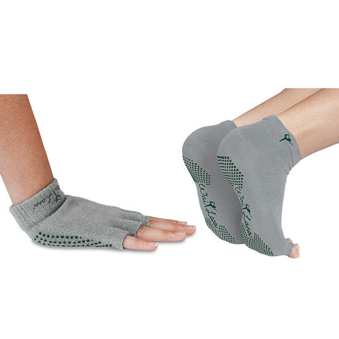 Yogi Fingers - Silver w/Green (one size fits most) - onlinesportsmall