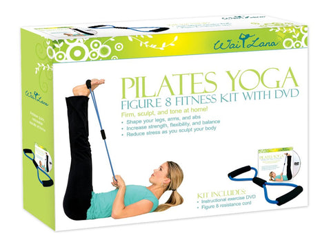Figure-8 Fitness Kit w/DVD - onlinesportsmall