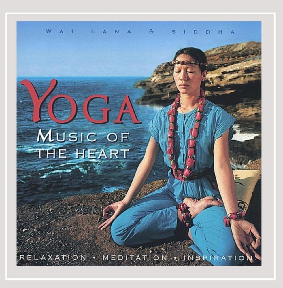 Yoga Music of the Heart - onlinesportsmall