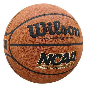 Wilson NCAA Final Four Edition Basketball (Intermediate) - onlinesportsmall