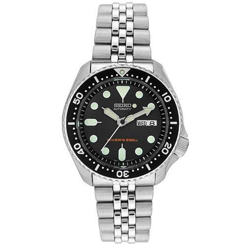 Seiko Men's Japanese Automatic Stainless Steel Diving Watch - onlinesportsmall