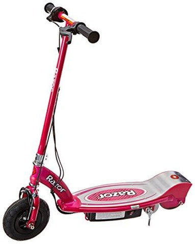 Razor 13111261 E100 Electric Scooter (Pink) - onlinesportsmall