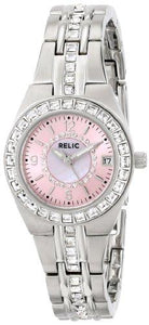 Relic Women's Quartz Stainless Steel Casual Watch - onlinesportsmall