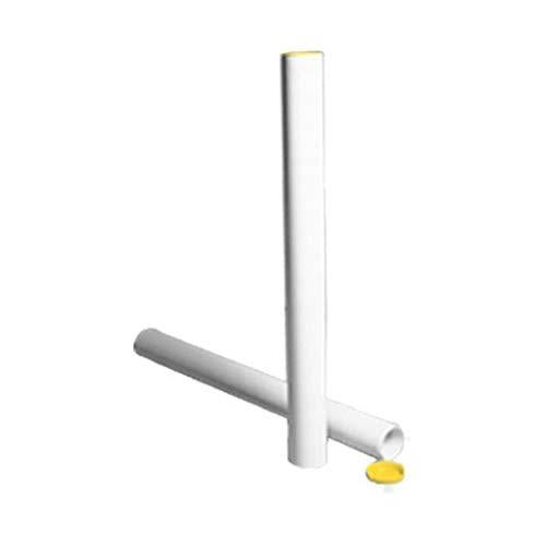 Park & Sun Sports Tournament 4000 Volleyball Net System Accessory: Ground Pole Sleeves - onlinesportsmall