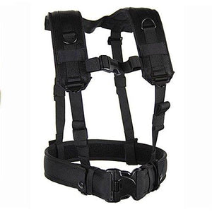 BLACKHAWK! Load Bearing Suspenders/Harness - Black
