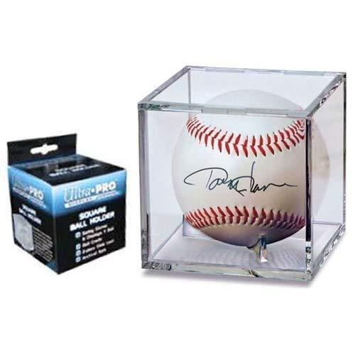 Baseball Acrylic Display Case Holder Cube by Ultra Pro - 36 Count Case Pack - onlinesportsmall