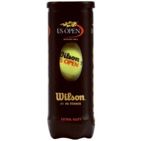 Wilson Us Open Extra Duty Tennis Ball (Single Can) - onlinesportsmall