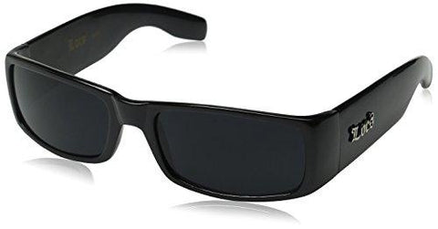 LOCS Sunglasses Hardcore Black 0103 - onlinesportsmall