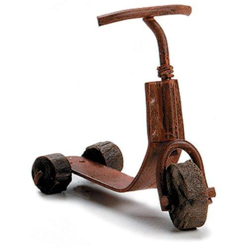 Timeless Miniatures-Rusty Scooter - onlinesportsmall