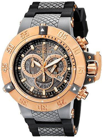 Invicta Men's 0932 Anatomic Subaqua Collection Chronograph Watch - onlinesportsmall