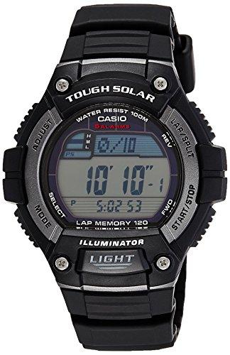 Casio Men's WS220-1A Tough Solar Digital Sport Watch - onlinesportsmall