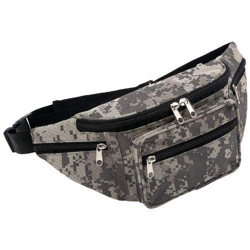 ExtremePak Water Repellent Waist Bag - onlinesportsmall