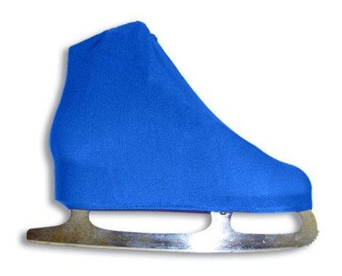 A&R Sports Lycra Ice Skate Boot Covers, Royal - onlinesportsmall