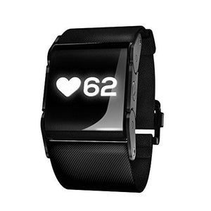 PulseOn Heart Rate Wrist Band Coal Black - onlinesportsmall