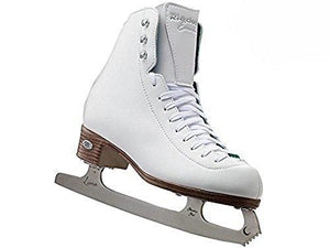 Riedell 19 Emerald - White Skate Medium 13 - onlinesportsmall