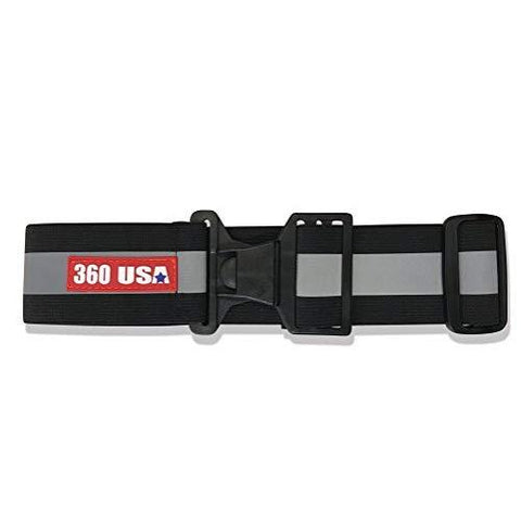 360 USA Reflective Belt - onlinesportsmall