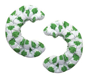 A&R Sports Shamrock Print Blade Cover, Medium - onlinesportsmall
