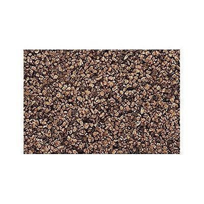Fine Ballast Shaker, Brown/50 cu. in.
