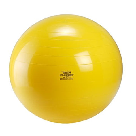 "GymnicClassic 30"" Fitness Ball, Yellow"