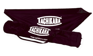 Tachikara Hammock Volleyball Ball Cart Replacement Bag (Black)
