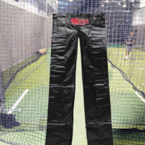Batting Cage Zip Door - onlinesportsmall