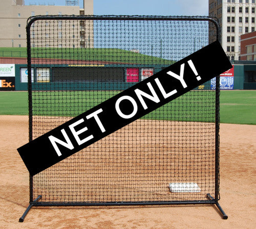 ProCage  'Black Series' Fungo Screen 10'x10' REPLACEMENT NET ONLY! - onlinesportsmall