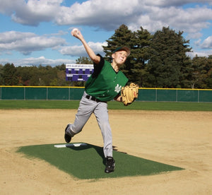 ProMounds Green Major League Pitching Mound - onlinesportsmall