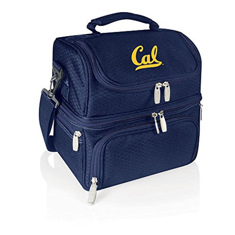Pranzo Personal Cooler - Navy  (U of California Berkeley ) Digital Print - onlinesportsmall