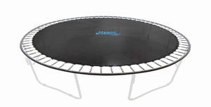 "Trampoline Replacement Jumping Mat, fits for 12 FT. Round Frames with 60 V-Rings, Using 5.5"" springs -MAT ONLY - onlinesportsmall"