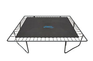 "Trampoline Replacement Jumping Mat, fits for 16 FT. Round Frames with 108 V-Rings, Using 7.5"" springs -MAT ONLY - onlinesportsmall"