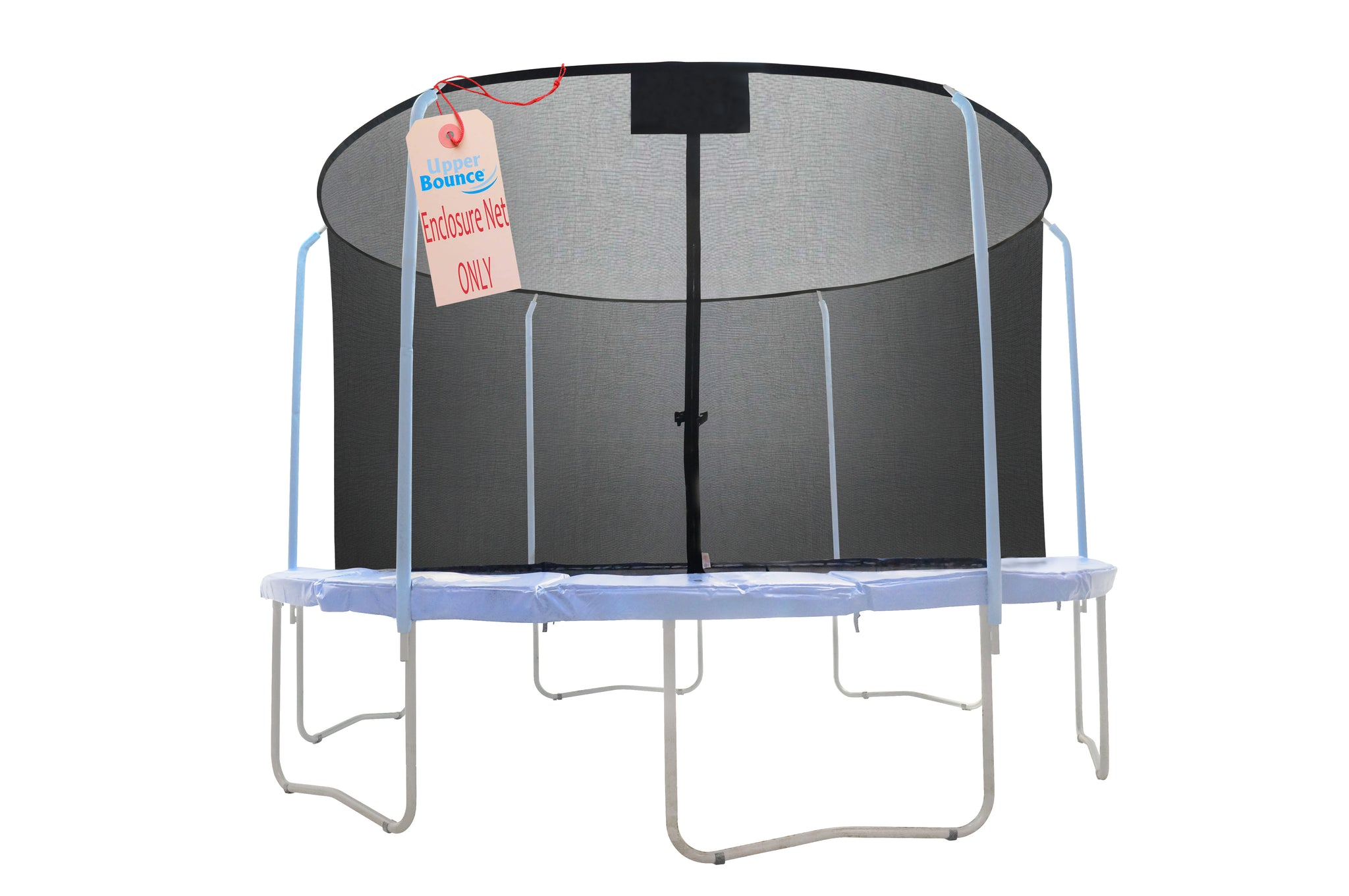 "Trampoline Replacement Jumping Mat, fits for 11 FT. Round Frames with 72 V-Rings, Using 5.5"" springs -MAT ONLY - onlinesportsmall"