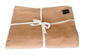 Cozy Cotton Yoga Blanket, Tan - onlinesportsmall