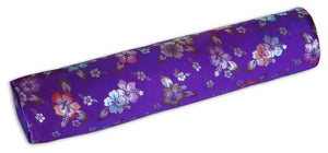 Deluxe Hibiscus Tote, Purple  (Reg. - only fits Yogi Mats) - onlinesportsmall
