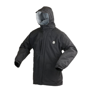 Coleman Apparel Fleece Lined Black Jacket Small - onlinesportsmall